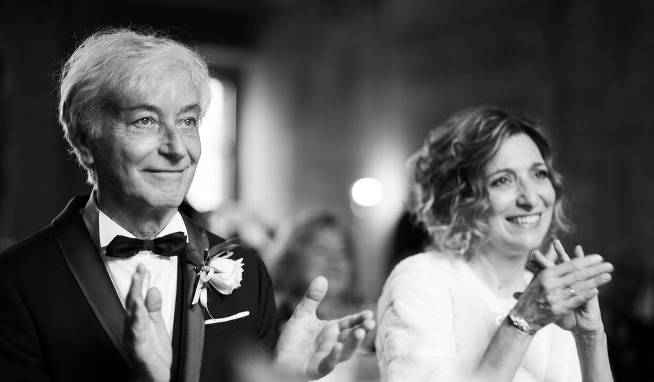 Il matrimonio di Paola e Ugo a Negrar, Verona