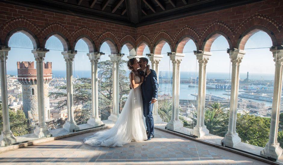 Il matrimonio di Stefano e Paola a Genova, Genova