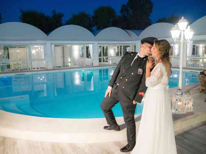 Le nozze di Concetta e Cataldo
