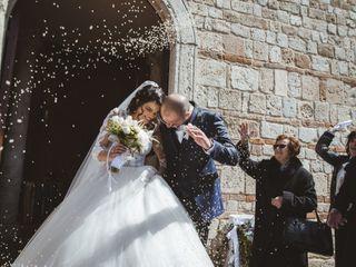 le nozze di Fiorenza e Danny 3