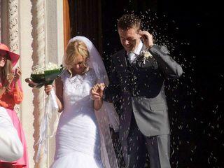 Le nozze di Alan e Patricia