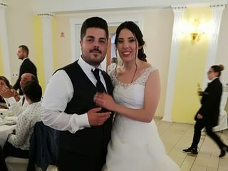 Le nozze di Antonietta e Marco 1