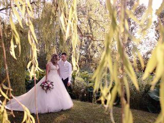 Le nozze di Irene e Sebastiano
