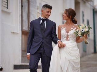 Le nozze di Maria  e Domenico