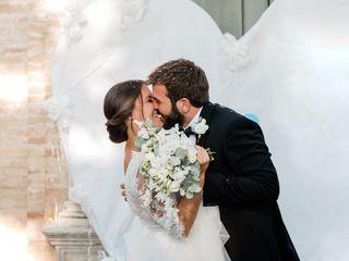 Le nozze di Lisa e Enrico