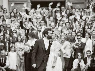 Le nozze di Francesca e Duccio