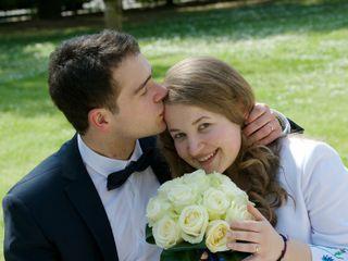 Le nozze di Khrystyna e Marco