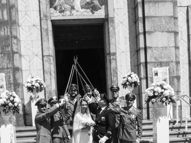 Il matrimonio di Cataldo e Concetta a Casapesenna, Caserta 8