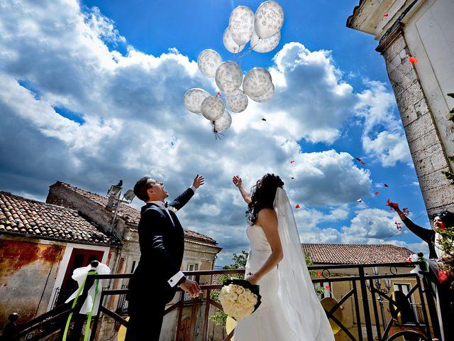 Le nozze di Rachele e Alessandro
