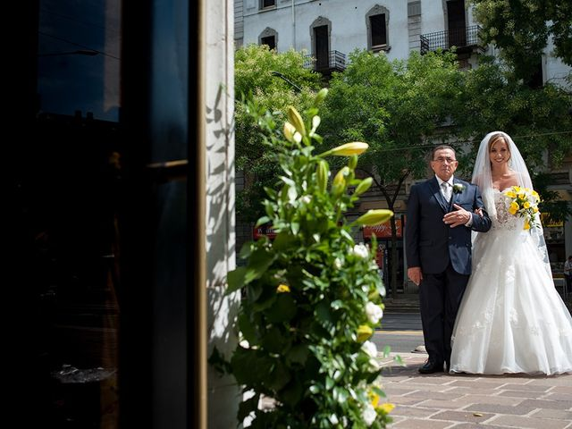 Il matrimonio di Max e Stefania a Milano, Milano 17
