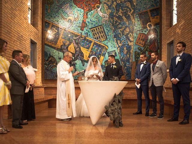 Il matrimonio di Max e Stefania a Milano, Milano 18