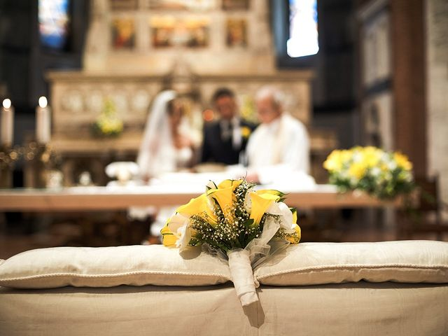 Il matrimonio di Max e Stefania a Milano, Milano 21