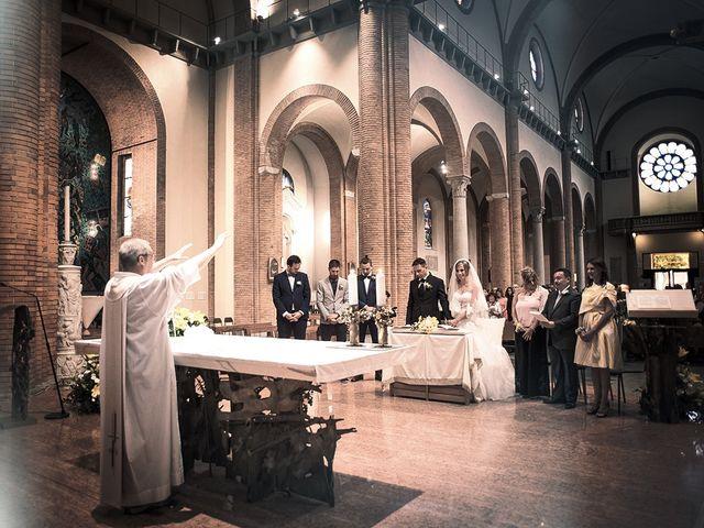 Il matrimonio di Max e Stefania a Milano, Milano 23