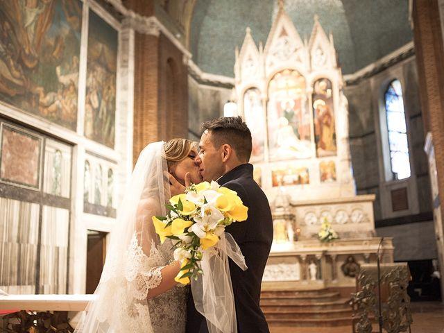 Il matrimonio di Max e Stefania a Milano, Milano 24