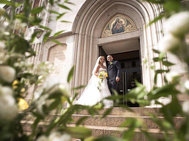 Il matrimonio di Max e Stefania a Milano, Milano 25