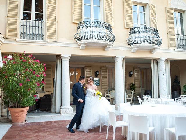 Il matrimonio di Max e Stefania a Milano, Milano 37