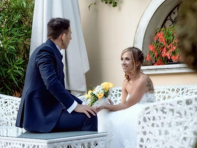 Il matrimonio di Max e Stefania a Milano, Milano 38