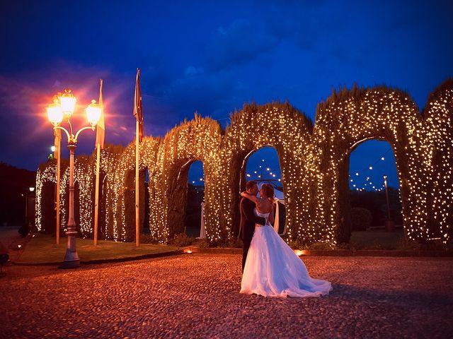 Il matrimonio di Max e Stefania a Milano, Milano 44