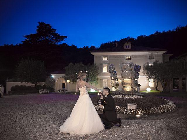 Il matrimonio di Max e Stefania a Milano, Milano 45