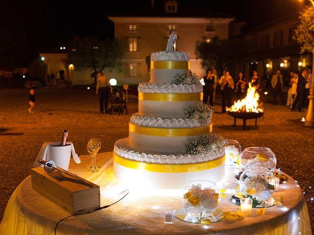 Il matrimonio di Max e Stefania a Milano, Milano 51