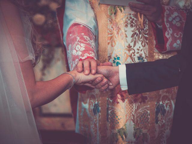 Il matrimonio di Lorenzo e Roberta a Santo Stefano Ticino, Milano 12