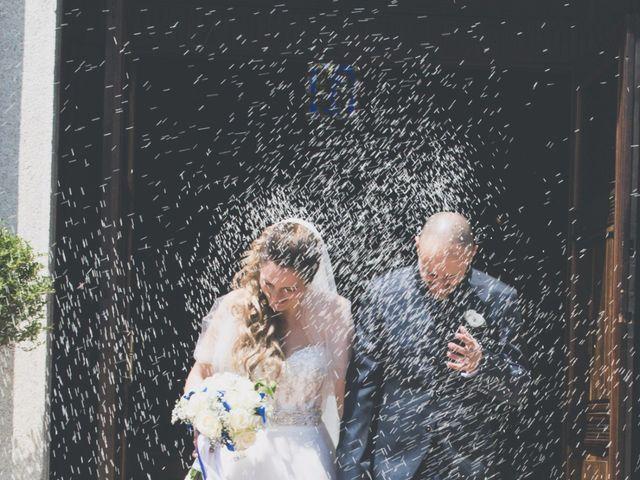 Il matrimonio di Lorenzo e Roberta a Santo Stefano Ticino, Milano 14