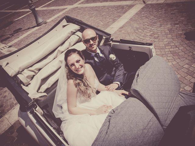 Il matrimonio di Lorenzo e Roberta a Santo Stefano Ticino, Milano 18