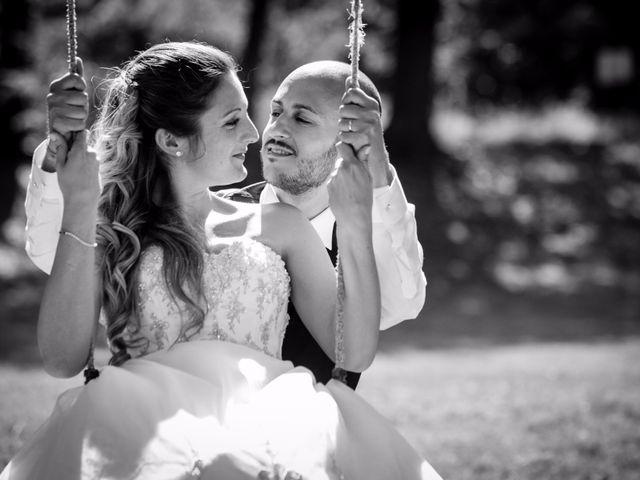 Il matrimonio di Lorenzo e Roberta a Santo Stefano Ticino, Milano 28
