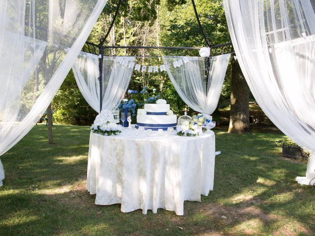 Il matrimonio di Lorenzo e Roberta a Santo Stefano Ticino, Milano 34