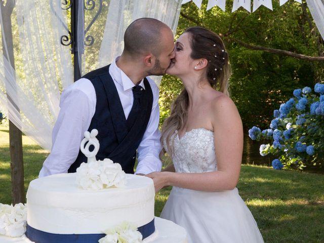 Il matrimonio di Lorenzo e Roberta a Santo Stefano Ticino, Milano 37
