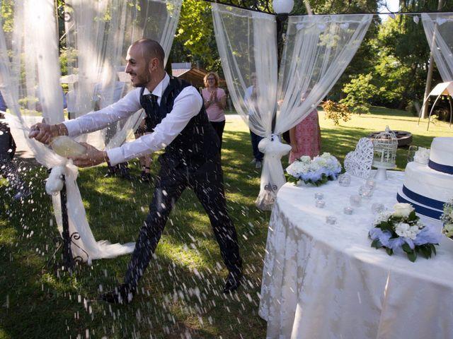 Il matrimonio di Lorenzo e Roberta a Santo Stefano Ticino, Milano 39