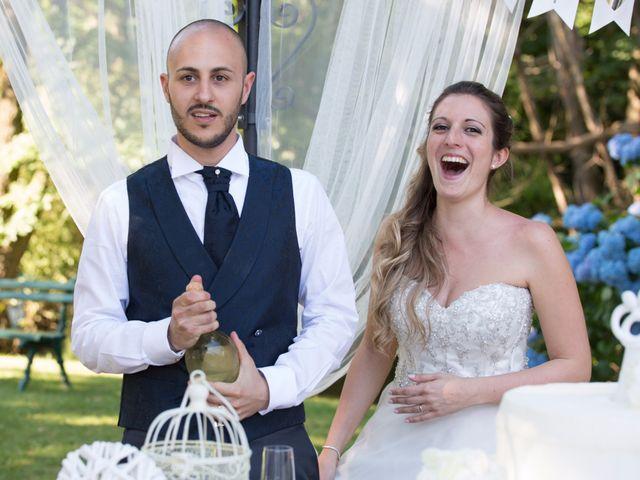 Il matrimonio di Lorenzo e Roberta a Santo Stefano Ticino, Milano 40