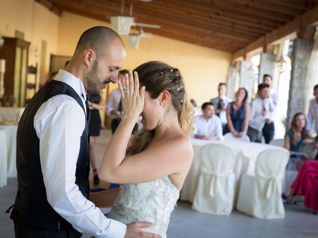 Il matrimonio di Lorenzo e Roberta a Santo Stefano Ticino, Milano 45