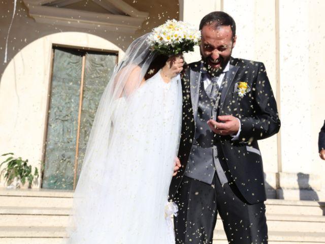 Il matrimonio di Filippo e Veronica a Roma, Roma 1