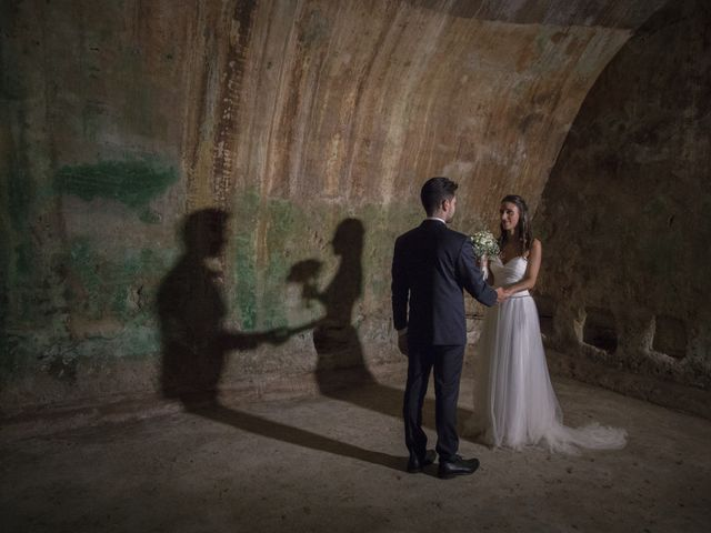 Il matrimonio di Giuseppe e Rita a Lecce, Lecce 22