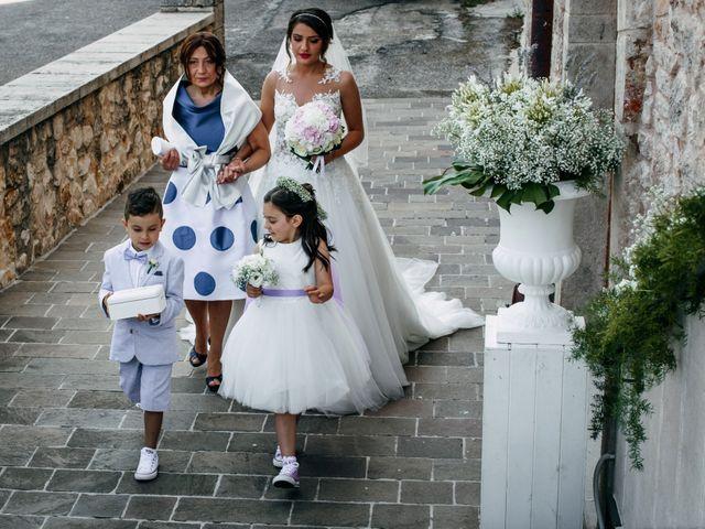 Il matrimonio di Teo e Annapia a San Marco in Lamis, Foggia 14