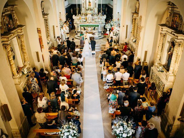 Il matrimonio di Teo e Annapia a San Marco in Lamis, Foggia 17