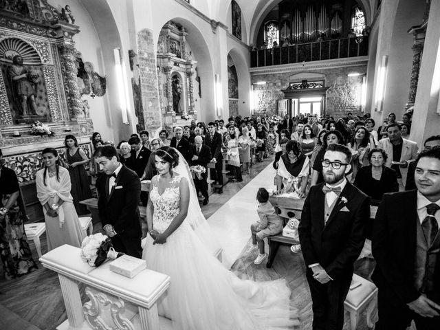 Il matrimonio di Teo e Annapia a San Marco in Lamis, Foggia 19
