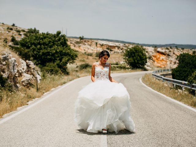 Il matrimonio di Teo e Annapia a San Marco in Lamis, Foggia 30