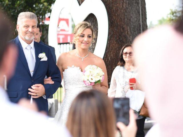 Il matrimonio di Andrea e Pamela a Castellanza, Varese 1