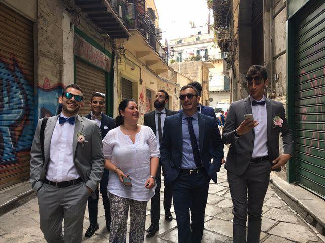 Il matrimonio di Maria e Nazareno a Palermo, Palermo 3