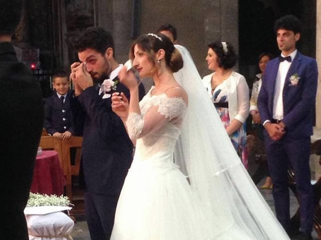 Il matrimonio di Maria e Nazareno a Palermo, Palermo 12