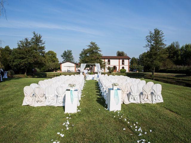 Il matrimonio di Emanuele e Doriana a Gropello Cairoli, Pavia 18