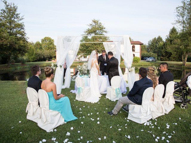 Il matrimonio di Emanuele e Doriana a Gropello Cairoli, Pavia 28