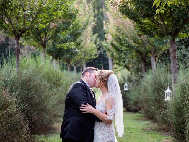 Il matrimonio di Emanuele e Doriana a Gropello Cairoli, Pavia 1