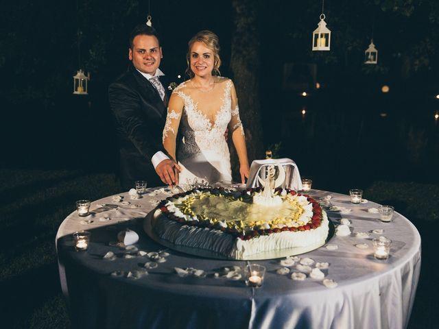 Il matrimonio di Emanuele e Doriana a Gropello Cairoli, Pavia 38