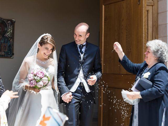 Il matrimonio di Luca e Simona a Sassari, Sassari 15