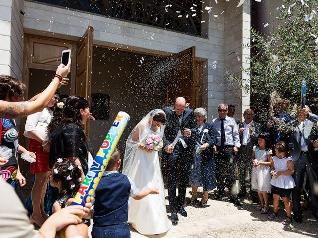 Il matrimonio di Luca e Simona a Sassari, Sassari 16