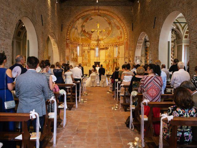 Il matrimonio di Enrico e Krizia a Quistello, Mantova 14