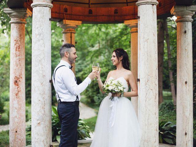 Il matrimonio di Enrico e Krizia a Quistello, Mantova 17